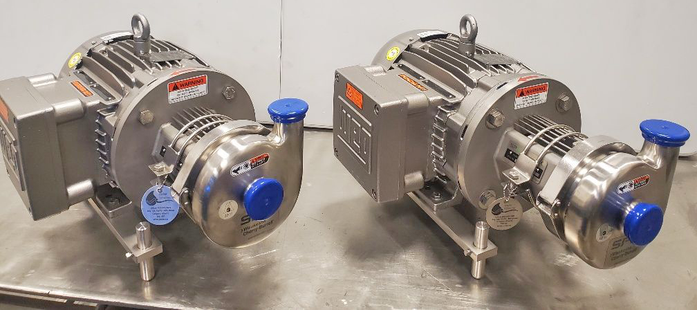 centrifugal pump custom design solution