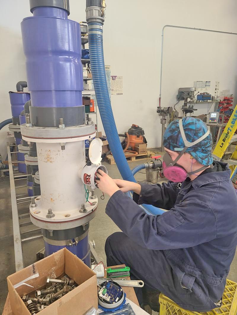 flow meter repairs - equipment testing and repair solutions