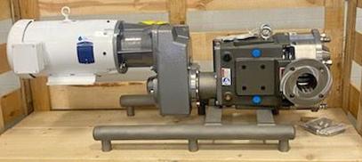 Tru-Fit positive displacement pump custom design solutions
